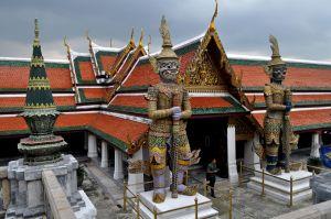 Świątynia Szmaragdowego Buddy w Bangkoku