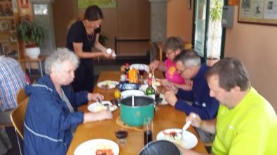 Wspólny obiad